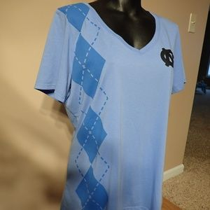 Women's Jumpman North Carolina Nike T-Shirt